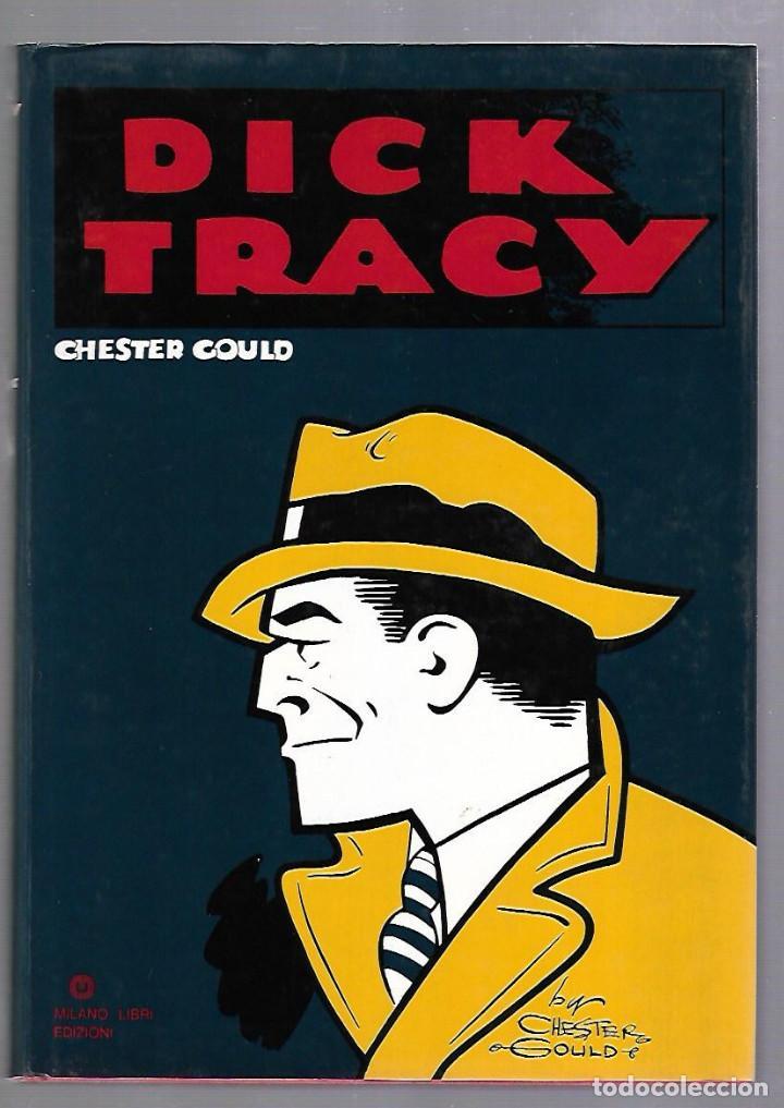 TEBEO DICK TRACY. 1931 - 1951. CHESTER CLOUD. EN ITALIANO. MILANO LIBRI EDIZIONI. 1º EDICION. 1975. (Tebeos y Comics - Comics Lengua Extranjera - Comics Europeos)