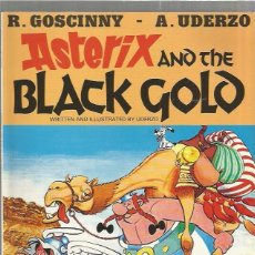 Cómics: ASTERIX BLACK GOLD. Lote 103279751
