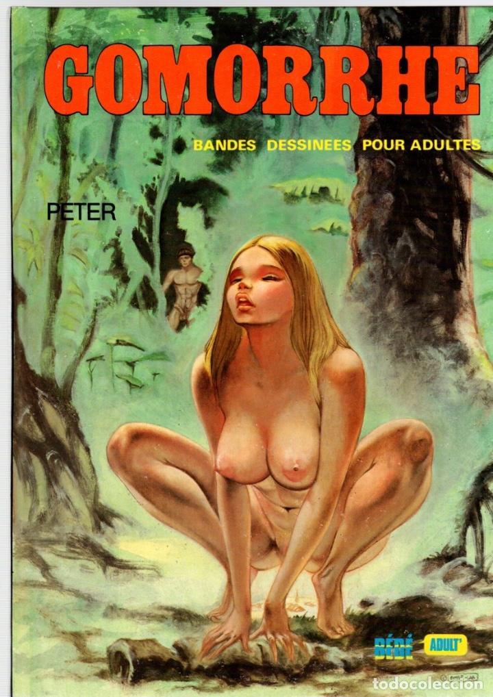 GOMORRHE. PETER. BÉBÉ. AÑO 2000. EN FRANCES (Tebeos y Comics - Comics Lengua Extranjera - Comics Europeos)