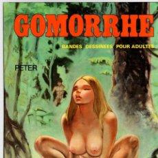 Cómics: GOMORRHE. PETER. BÉBÉ. AÑO 2000. EN FRANCES. Lote 89837388