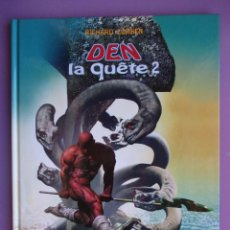 Cómics: DEN SAGA 2 RICHARD CORBEN, INEDITO EN ESPAÑA 52 PAG. COLOR ,TAPA DURA EN FRANCES. Lote 100638371