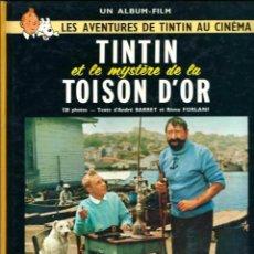 Cómics: HERGE - TINTIN ET LE MYSTERE DE LA TOISON D'OR - CASTERMAN HACIA 1976 - FRANCES, MUY BIEN CONSERVADO. Lote 92191410