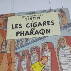 Cómics: COMIC DE TINTÍN ORIGINAL DE CASTERMAN AÑO 83 BELGICA. Lote 92222809