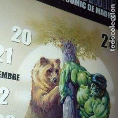 Cómics: EXPOCOMIC 2003 MADRID. REVISTA OFICIAL COMPLETA. EXCELENTE ESTADO. Lote 94414326