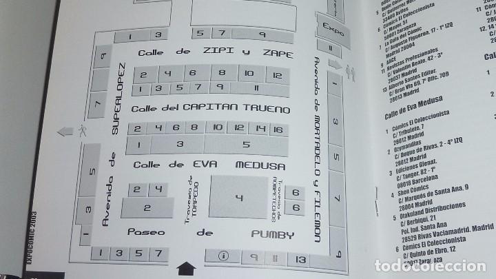 Cómics: EXPOCOMIC 2003 MADRID. REVISTA OFICIAL COMPLETA. EXCELENTE ESTADO - Foto 2 - 94414326
