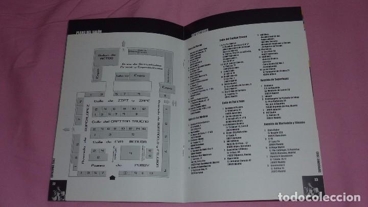 Cómics: EXPOCOMIC 2003 MADRID. REVISTA OFICIAL COMPLETA. EXCELENTE ESTADO - Foto 4 - 94414326