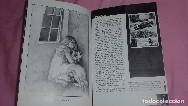 Cómics: EXPOCOMIC 2003 MADRID. REVISTA OFICIAL COMPLETA. EXCELENTE ESTADO - Foto 5 - 94414326