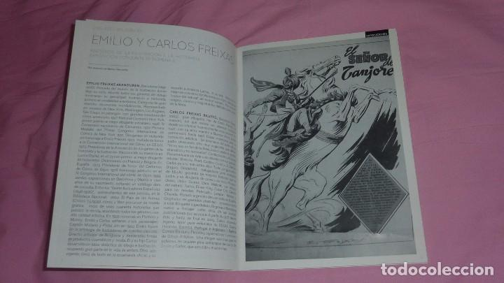 Cómics: EXPOCOMIC 2010 MADRID. REVISTA OFICIAL COMPLETA. EXCELENTE ESTADO - Foto 5 - 94414586