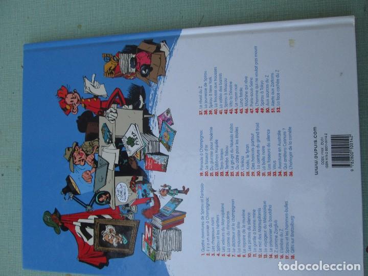 Cómics: spirou et fantasio--le nid des marsupilamis - Foto 5 - 94757547
