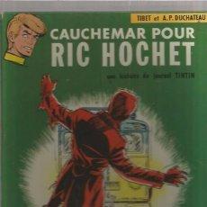 Cómics: RIC HOCHET CAUCHEMAR. Lote 94928195