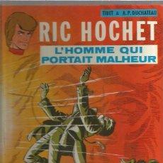 Cómics: RIC HOCHET HOMME. Lote 94928887