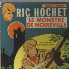Cómics: RIC HOCHET MONSTRE. Lote 94929015