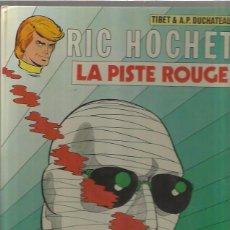 Cómics: RIC HOCHET LA PISTE. Lote 94929203