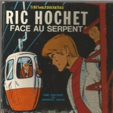 Cómics: RIC HOCHET FACE. Lote 94929255