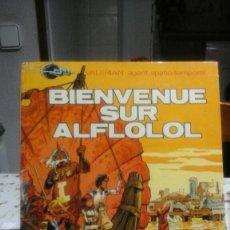 Cómics: VALERIAN . BIENVENUE SUR ALFLOLOL. 1972. Lote 95001160