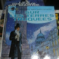 Cómics: VALERIAN. SUR LES TERRES TRUQUEES. 1977. Lote 95001651