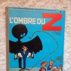 Cómics: LES AVENTURES DE SPIROU ET FANTASIO - L´OMBRE DU Z - N. 16. Lote 95522639