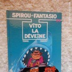 Cómics: LES AVENTURES DE SPIROU ET FANTASIO - VITO LA DEVEINE - N. 43. Lote 95523539