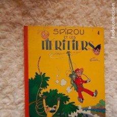Cómics: LES AVENTURES DE SPIROU ET FANTASIO - SPIROU ET LES HERITIERS- N.. 4. Lote 95552715