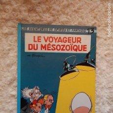 Cómics: LES AVENTURES DE SPIROU ET FANTASIO - LE VOYAGEUR DU MESOZOIQUE- N.. 13. Lote 95609291