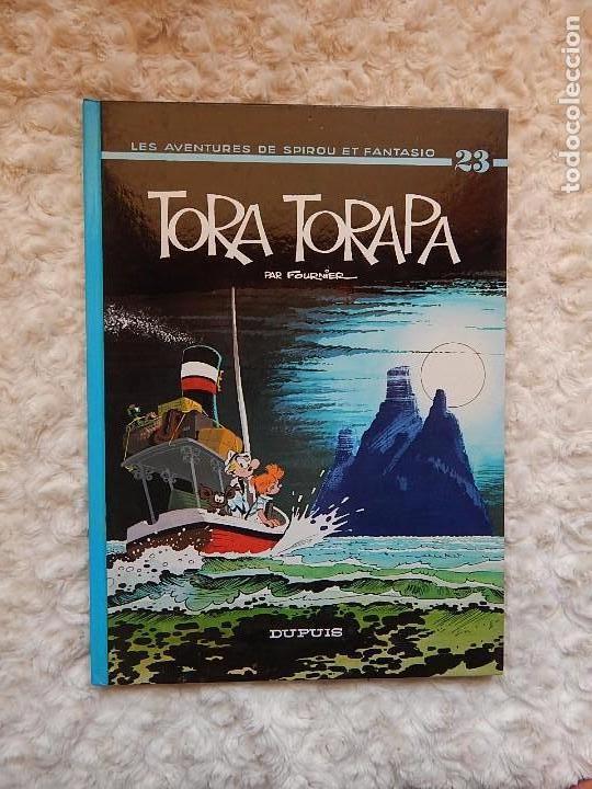 LES AVENTURES DE SPIROU ET FANTASIO - TORA TORAPA- N.. 23 (Tebeos y Comics - Comics Lengua Extranjera - Comics Europeos)