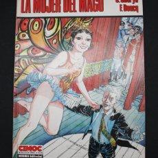 Cómics: LA MUJER DEL MAGO J.CHARYN Y F.BOUCQ, CIMOC NORMA EDITORIAL 1987. Lote 95962319
