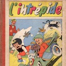 Cómics: L' INTREPIDE NÚMS. 394 A 401 RETAPADOS - COMIC FRANCÉS. Lote 96162563