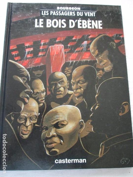 BOURGEON- LES PASSAGERS DU VENT (Tebeos y Comics - Comics Lengua Extranjera - Comics Europeos)