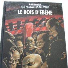 Cómics: BOURGEON- LES PASSAGERS DU VENT. Lote 96333167