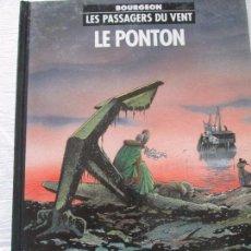 Cómics: BOURGEON-LES PASSAGERS DU VENT. Lote 96333467