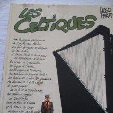 Cómics: HUGO PRAT--LES CELTIQUES. Lote 96334695