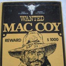 Cómics: MAC COY --WANTED. Lote 96335123
