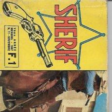 Cómics: SHERIF LES LANCIERS DU DAKOTA FRANCES. Lote 96572243