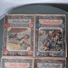 Cómics: L'INTREPIDE FRANCIA LOTE 68 EJEMPLARES DESDE 1915 AL AÑO 1929. Lote 96597163