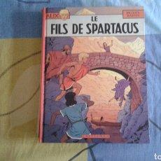 Cómics: ALIX LE FILS DE SPARTACUS.. Lote 97514714