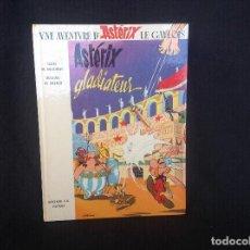 Cómics: ASTERIX GLADIATEUR 1ER TRIMESTRE 1969 DARGAUD S.A EDITEUR. Lote 97571763