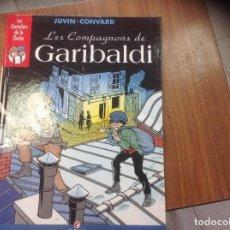 Cómics: LES COMPAGNONS DE GARIBALDI. Lote 97857031