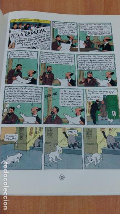Cómics: LES AVENTURES DE TINTIN. LES 7 BOULES DE CRISTAL. CASTERMAN. 1983. VER FOTOS - Foto 4 - 97933655