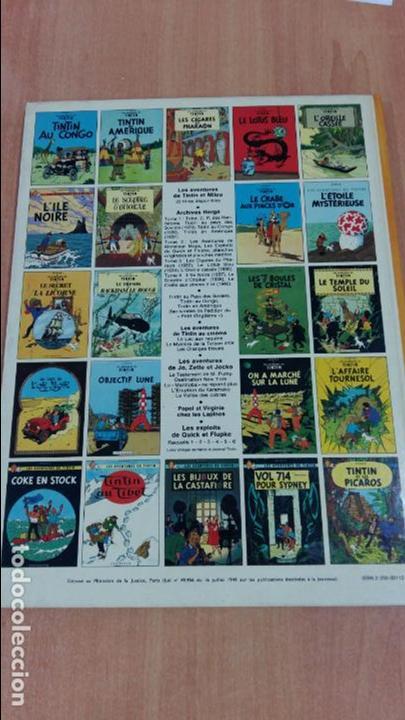 Cómics: LES AVENTURES DE TINTIN. LES 7 BOULES DE CRISTAL. CASTERMAN. 1983. VER FOTOS - Foto 7 - 97933655