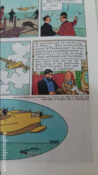 Cómics: LES AVENTURES DE TINTIN. LES 7 BOULES DE CRISTAL. CASTERMAN. 1983. VER FOTOS - Foto 8 - 97933655