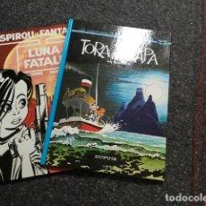 Cómics: LOTE DE 2 SPIROU EN FRANCÉS NºS 23 Y 45 - TORA TORAPA & LUNA FATALE - D8. Lote 97936511