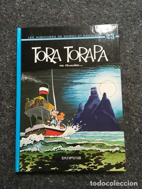 Cómics: Lote de 2 Spirou en Francés nºs 23 y 45 - Tora Torapa & Luna Fatale - D8 - Foto 2 - 97936511