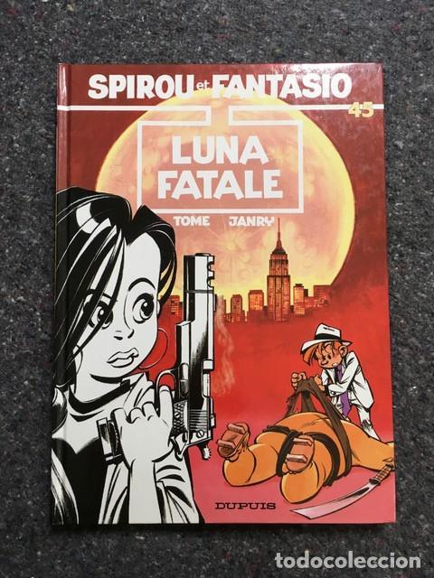 Cómics: Lote de 2 Spirou en Francés nºs 23 y 45 - Tora Torapa & Luna Fatale - D8 - Foto 3 - 97936511