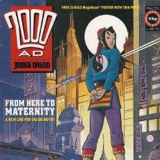Comics - 2000 AD # 725 (FLEETWAY,1991) - JUDGE DREDD - NEMESIS - ROBO HUNTER - 98423383