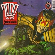 Comics - 2000 AD # 724 (FLEETWAY,1991) - JUDGE DREDD - NEMESIS - ROBO HUNTER - 98423535