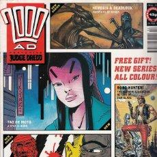 Comics - 2000 AD # 723 (FLEETWAY,1991) - JUDGE DREDD - NEMESIS - ROBO HUNTER - 98423563