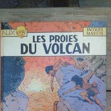 Cómics: LES PROIES DU VOLCAN. Lote 98676651