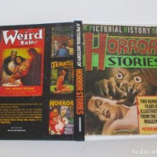 Cómics: PETER HAINING. A PICTORAL HISTORY OF HORROR STORIES. RM83393. . Lote 99049043