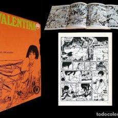 Cómics: VALENTINA. GUIDO CREPAX. MILANO LIBRI EDIZIONI. PRIMERA EDICIÓN 1968. Lote 99065259