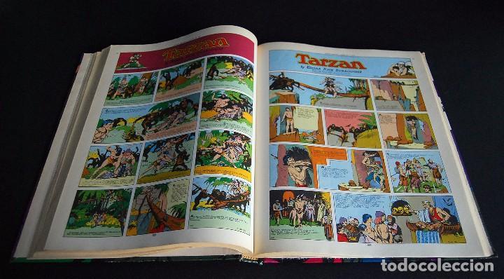 Cómics: TARZAN DELLE SCIMMIE. EDGAR RICE BURROUGHS. 1977. VALLECCHI - CENISIO - Foto 4 - 99352819